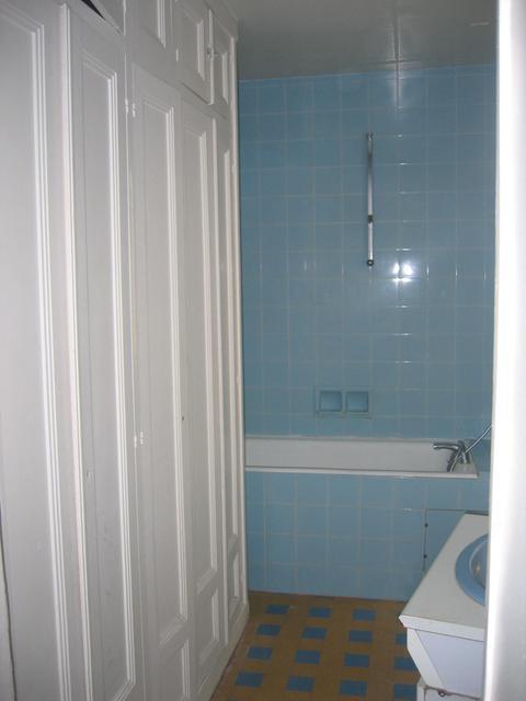 - Travaux salle de bain ...